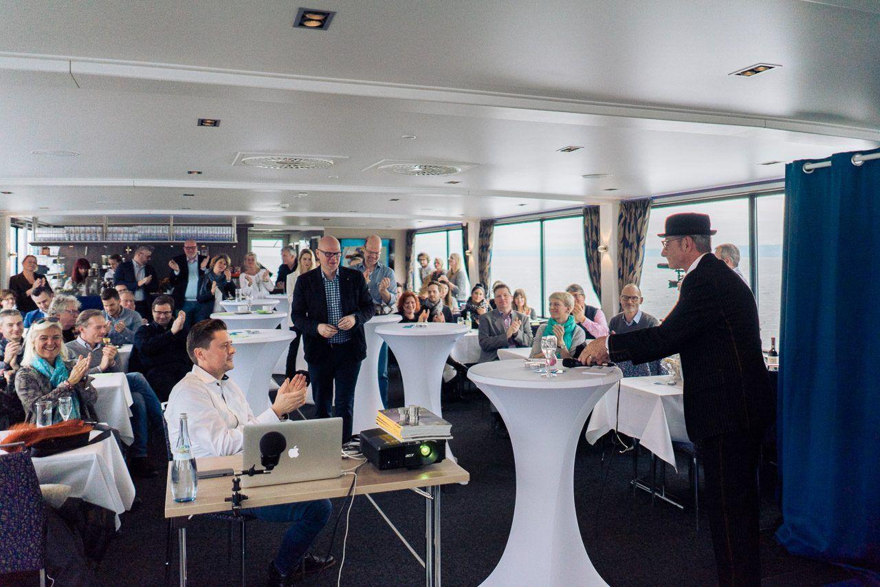 Storytelling Event vergissmeinnicht Werbeagentur Bodensee 10 Jahre
