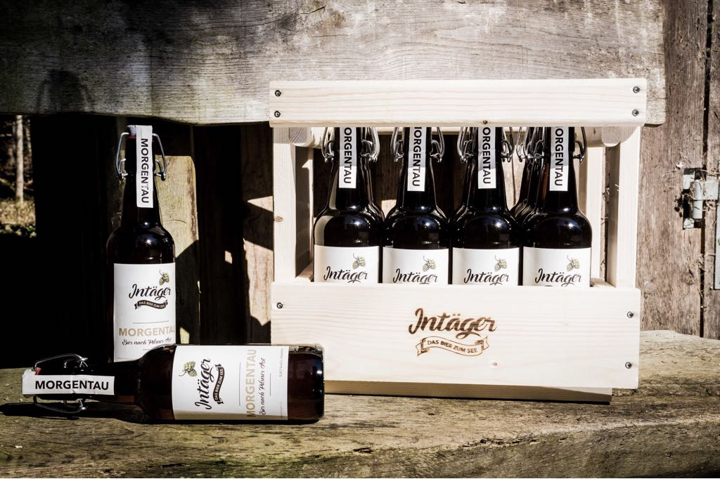 Biermarke Intäger Craftbeer Brauerei